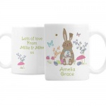Easter Meadow Bunny Mug
