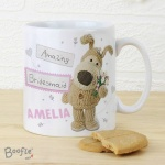 Personalised Boofle Wedding Mug - Female