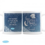 Personalised Me to You Mug - Moon & Back