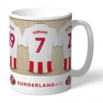 Personalised Ceramic Mug - Sunderland AFC Dressing Room