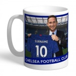 Personalised Ceramic Mug - Football Club Manager