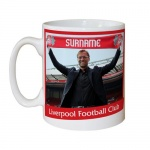 Personalised Ceramic Mug - Liverpool Football Club Manager