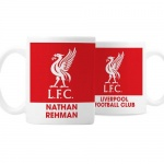 Personalised Football Club Crest Mug