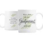 Personalised Mug - Godparent